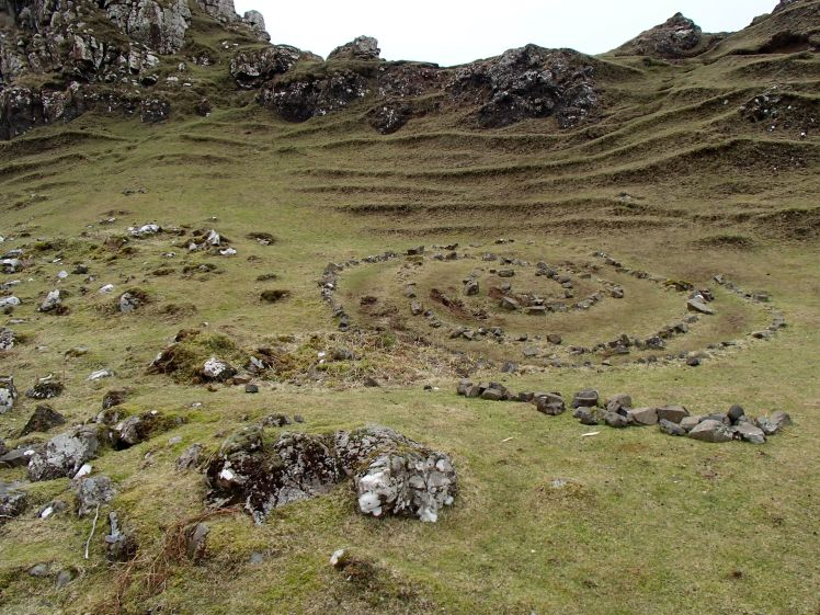 Fairy Cirlces - Isle of Skye