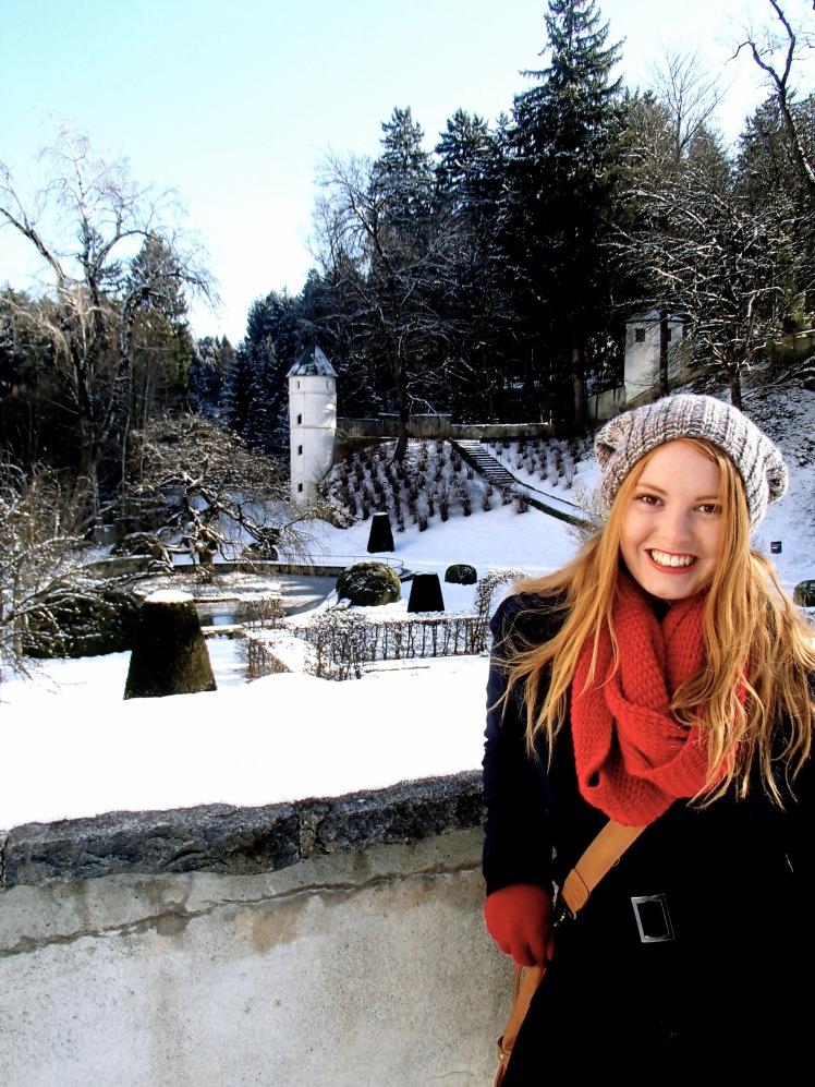 Innsbruck Spanish Castle, Austria