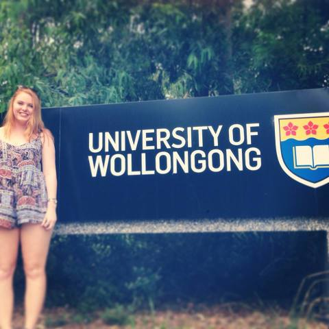 University of Wollongong!