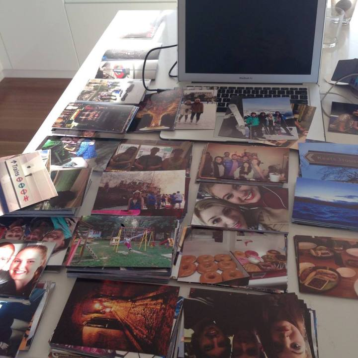 Organising pictures! (a lot of them)