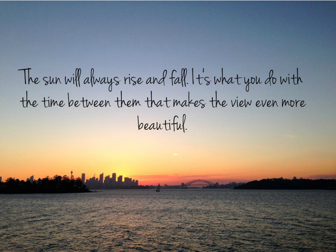 Rise and Fall - Sydney