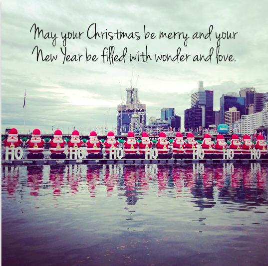 Merry Christmas, Sydney, Australia.
