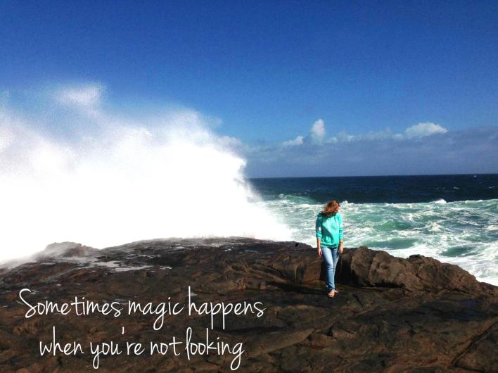 Magic Happening, Port Stephens, Australia
