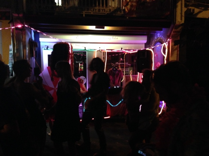 Street Parties should happen every weekend