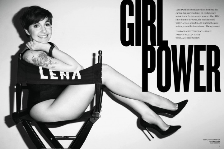 10 Things I 'Learned' From Lena Dunham