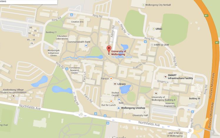 University of Wollongong, biased?
