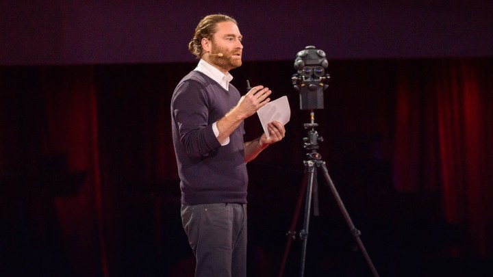 TED Talk: Virtual Reality Can Change The World