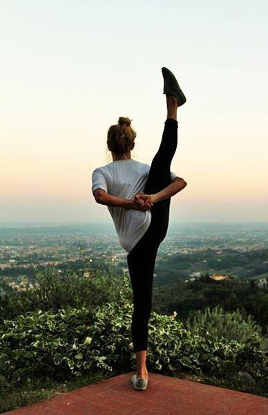 Flexibility is fabulous! Source