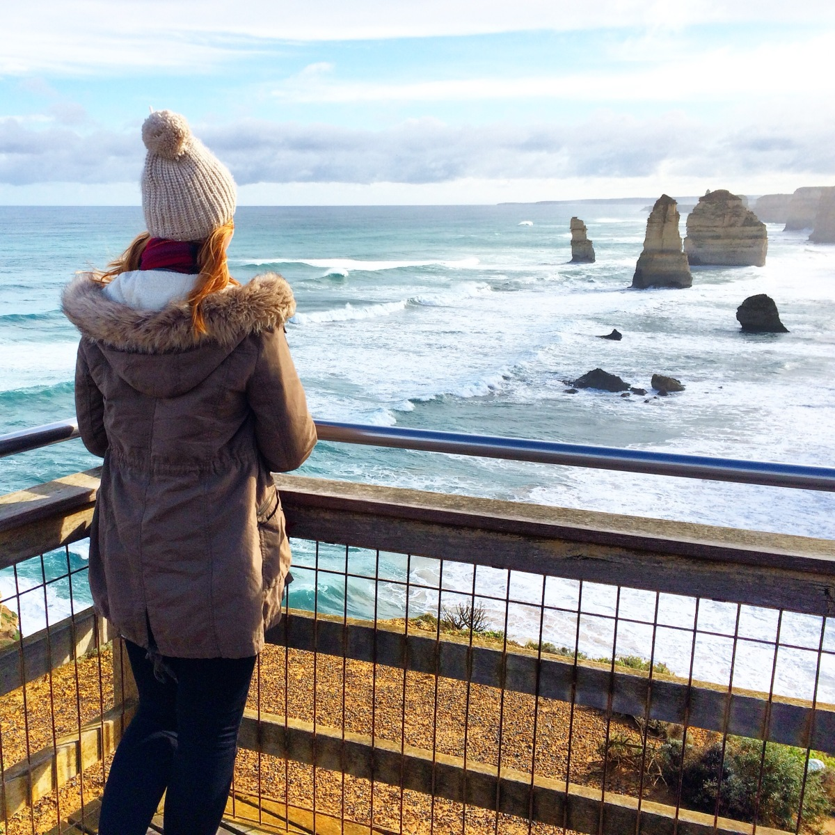 One day exploring the Great Ocean Road