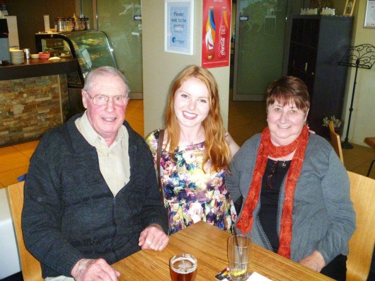Grandma and Grandad