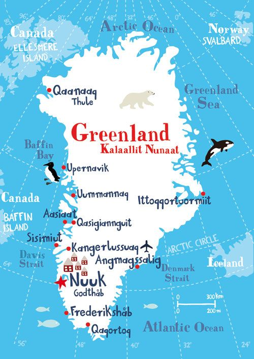 Greenland! Source