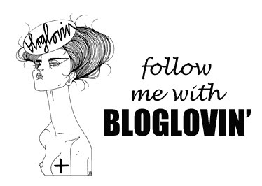 The Bloglovin widget