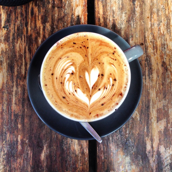 Top Five Cafes in WOLLONGONG