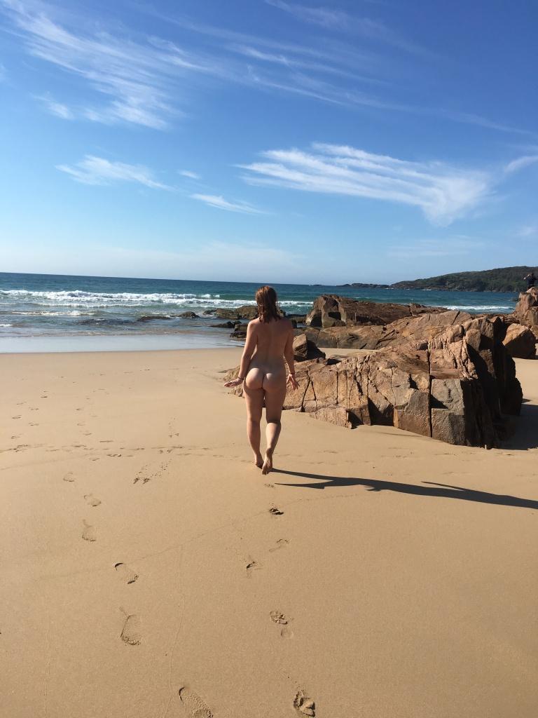 Beach couples nude Desire Riviera